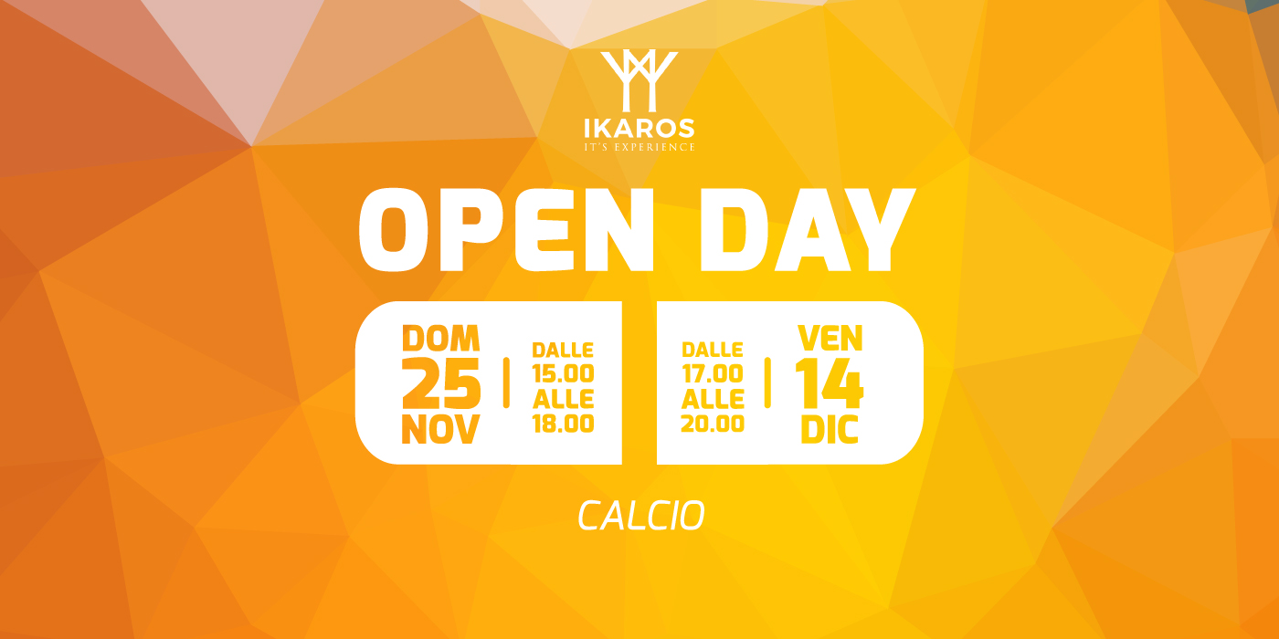 calcio-open-day